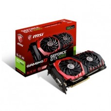 TARJETA DE VIDEO  GEFORCE MSI GTX1080 8G GAMMING X DDR5X PCIeX 3.0