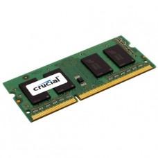 MEMORIA SODIMM DDR4 4GB 2133 CL15 P/N CT4G4SFS8213