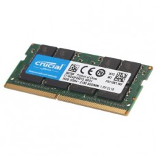 MEMORIA SODIMM DDR4 16GB 2133 CL15 P/N CT16G4SFD8213