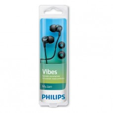 AUDIFONO PHILIPS SHE3550 NEGRO