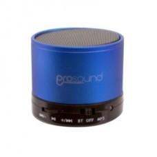 PARLANTE PORTATIL BLUETOOTH USB MICROSD RADIO FM 3W P295 AZUL