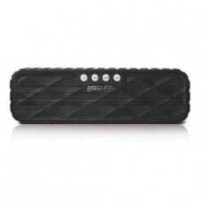 PARLANTE PORTATIL BLUETOOTH USB MICROSD RADIO FM 6W PX90 NEGRO