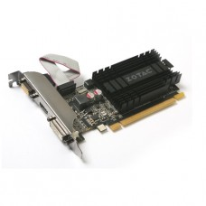 TARJETA DE VIDEO GEFORCE ZOTAC GT710 2GB DDR3 PCIeX P/N ZT-71302-20L