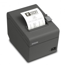 IMPRESORA TM-T20II USB / SERIAL NEGRA P/N C31CD52062
