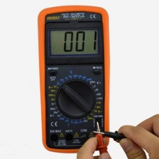 MULTIMETRO DIGITAL - TESTER - JM 9205