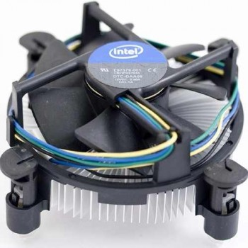 VENTILADOR PARA CPU s1155 / s1150 / s1151 / s1151v2 INTEL ORIGINAL