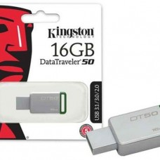 PENDRIVE KINGSTON 16GB DATATRAVELER 50 USB 3.1 P/N DT50/16GB