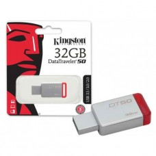 PENDRIVE KINGSTON 32GB DATATRAVELER 50 USB 3.1 P/N DT50/32GB