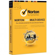 ANTIVIRUS NORTON 360 MULTI DEVICE PARA 1 USUARIO 5 DISPOSITIVOS 12 MESES P/N 21299255