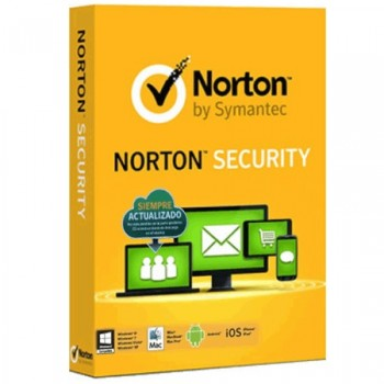 ANTIVIRUS NORTON SECURITY 2.0 SL PARA 1 USUARIO 5 DISPOSITIVOS 24 MESES