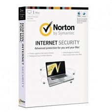 ANTIVIRUS NORTON INTERNET SECURITY PARA MAC 5.0 1 USUARIO 12 MESES P/N 21217942
