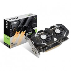 TARJETA DE VIDEO GEFORCE MSI GTX1050 2GT OC DDR5 PCIeX 3.0