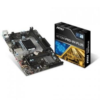PLACA MADRE H110M PRO VH PLUS DDR4 s1151