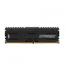 MEMORIA UDIMM DDR4 CRUCIAL BALLISTIX ELITE BLACK 8GB 3000 MHZ P/N BLE8G4D30AEEA