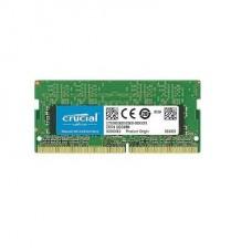 MEMORIA SODIMM CRUCIAL DDR4 8GB 2400 P/N CT8G4SFS824A