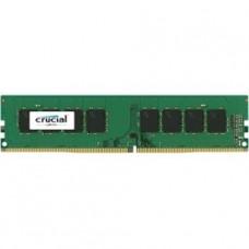 MEMORIA UDIMM DDR4 8GB 2400 P/N CT8G4DFD824A