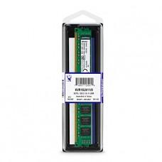 MEMORIA DDR3 KINGSTON 8GB 1600MHZ 1.35V DDR3L BOX P/N KVR16LN11/8