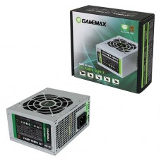FUENTE DE PODER SLIM SFX GAMEMAX 275W REALES 80 PLUS 110V / 220V  MICROATX P/N GS-275