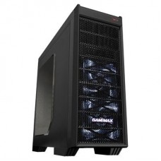 GABINETE GAMEMAX G501X 3 FAN USB 3 Y DOCK SIN FUENTE