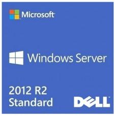 WINDOWS SERVER 2012 R2 STANDARD ROK DELL P/N 638-BBBD