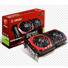 TARJETA DE VIDEO GEFORCE MSI GTX1080 TI GAMING X 11G DDR5X PCIeX 3.0 P/N GTX 1080TI GAMING X 11G