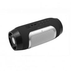 PARLANTE MINI ZUKABASS USB/FM/MICROSD/BLUETOOTH NEGRO GRIS P400