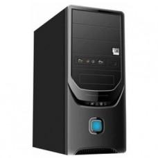 GABINETE 5830 USB Y AUDIO FRONTAL NEGRO ATX CON FUENTE DE 650W BASICO