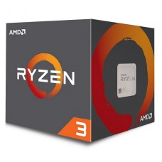 PROCESADOR AMD RYZEN 3 1300X 3.5 GHZ 4 CORE 8MB WOF NO FAN sAM4 P/N YD130XBBAEBOX