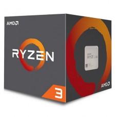 PROCESADOR AMD RYZEN 3 1200 3.1 GHZ 4 CORE 8MB sAM4 P/N YD1200BBAEBOX