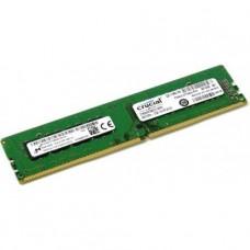 MEMORIA UDIMM DDR4 CRUCIAL 4GB 2400 PC4 19200 P/N CT4G4DFS824A