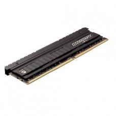 MEMORIA DDR4 CRUCIAL BALLISTIX ELITE BLACK 16GB 3000 MHZ P/N BLE16G4D30AEEA