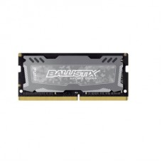MEMORIA SODIMM DDR4 CRUCIAL BALLISTIX SPORT LT 16GB 2400 GREY P/N BLS16G4S240FSD