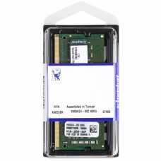 MEMORIA SODIMM DDR4 4GB 2400 KINGSTON 1.2  P/N KCP424SS6/4