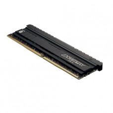 MEMORIA DDR4 CRUCIAL BALLISTIX ELITE BLACK 8GB 3200 MHZ P/N BLE8G4D32BEEAK