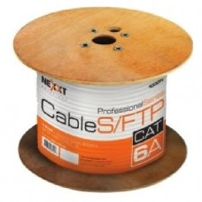 CAJA DE CABLE DE RED UTP CAT 6 EXTERIOR AB356NXT07