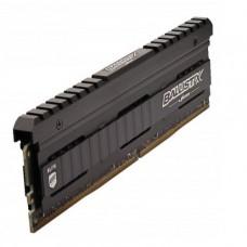 MEMORIA DDR4 CRUCIAL BALLISTIX ELITE BLACK 8GB 3466 P/N BLE8G4D34AEEAK
