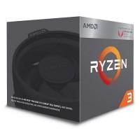 PROCESADOR AMD RYZEN 3 2200G 3.5GHZ 4 CORE Radeon™ Vega 8 sAM4 P/N YD2200C5FBBOX
