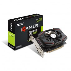 TARJETA DE VIDEO GEFORCE MSI GTX1060 6G iGAMER OC DDR5 PCIeX 3.0 P/N GTX1060 6G iGAMER OC