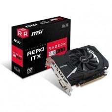 TARJETA DE VIDEO MSI RADEON RX550 AERO 2G OC ITX DDR5 PCIeX
