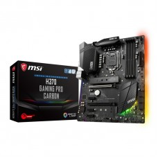 PLACA MADRE MSI H370 GAMING PRO CARBON s1151v2