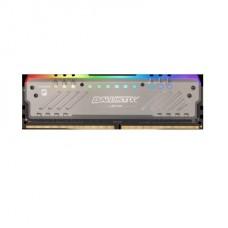 MEMORIA UDIMM DDR4 8GB CRUCIAL BALLISTIX TACTICAL TRACER RGB 2666 GAMING P/N BLT8G4D26BFT4K