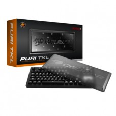 TECLADO GAMER COUGAR MECANICO PURI TKL / 6 BACKLIGHT