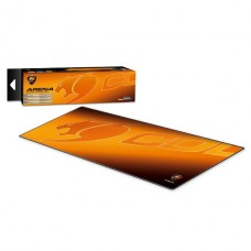 PAD MOUSE COUGAR ARENA XL ORANGE GAMING