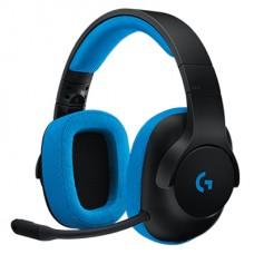 AUDIFONO GAMER LOGITECH USB G233 GAMING P/N 981-000702