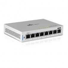 SWITCH UBIQUITI 8 PUERTOS 10/100/1000 4 X POE P/N US-8-60W