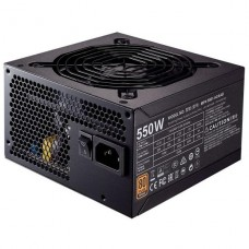 FUENTE DE PODER COOLER MASTER 550W BRONCE P/N MPX-5501-ACAAB-WO