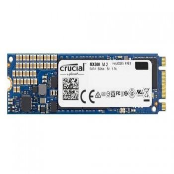 DISCO CRUCIAL DE ESTADO SOLIDO SSD M.2 MX500 1000GB BOX P/N CT1000MX500SSD4