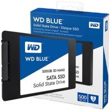 DISCO WESTERN DE ESTADO SOLIDO SSD 500GB 2.5