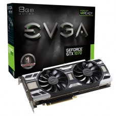 TARJETA DE VIDEO EVGA GTX 1070 8GB GAMING ACX3.0 P/N 08G-P4-6171-KR