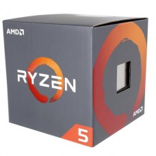 PROCESADOR AMD RYZEN 5 2600 3.4GHZ 6 CORE 12 THREAD sAM4 P/N YD2600BBAFBOX